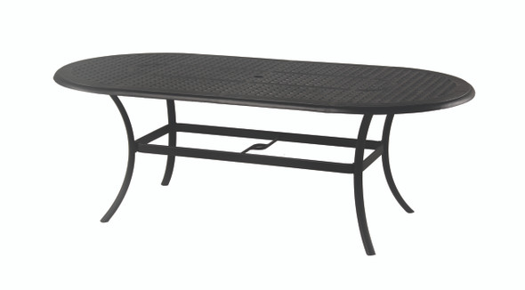 "NEW Classic 42"" x 84"" Oval Table By Hanamint"