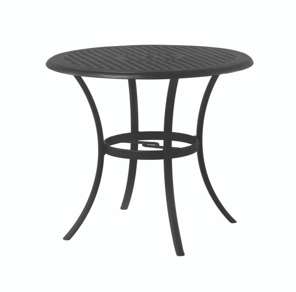 """NEW Classic 42"""" Round Counter Height Table By Hanamint"""