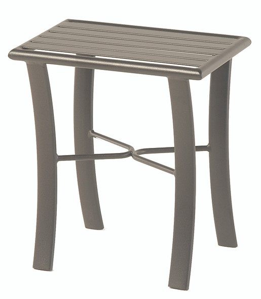 Aluminum Tea Table By Hanamint