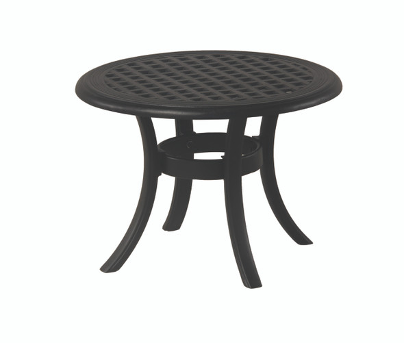 "NEW Classic 24"" Round Tea Table By Hanamint"