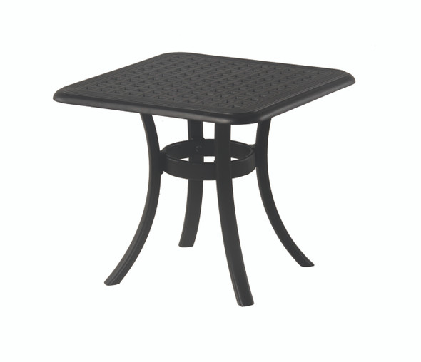 "NEW Classic 24"" Square End Table By Hanamint"