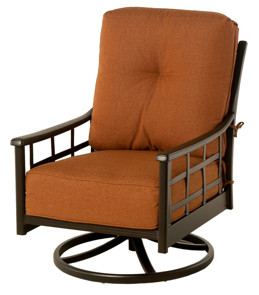 Stratford Estate Club Swivel Rocker By Hanamint