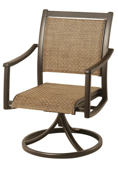 Stratford Sling Swivel Rocker By Hanamint