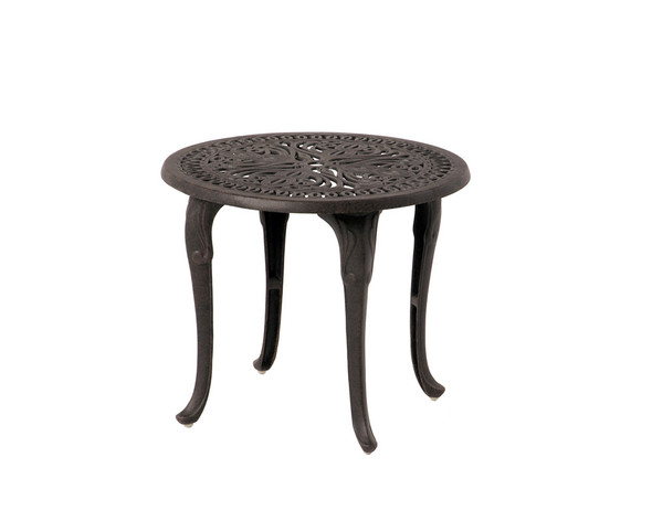 "Tuscany 21"" Round Tea Table By Hanamint"
