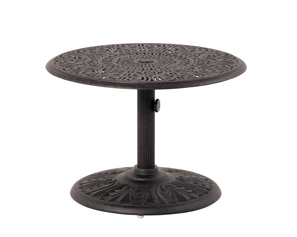 "Tuscany 30"" Umbrella Side Table By Hanamint"