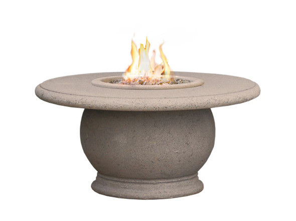 Amphora Firetable Chat Height by American Fyre Designs