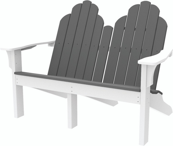 Adirondack Classic Love Seat by Seaside Casual