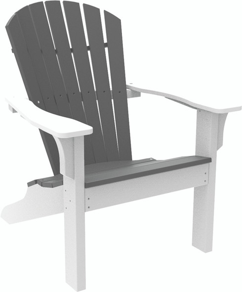 Adirondack Shellback Chair by Seaside Casual