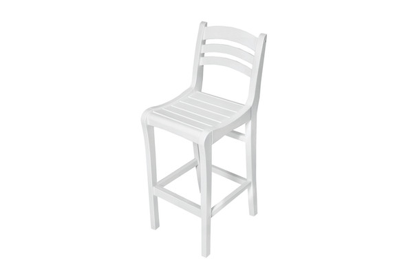Charleston Bar Chair by Seaside Casual