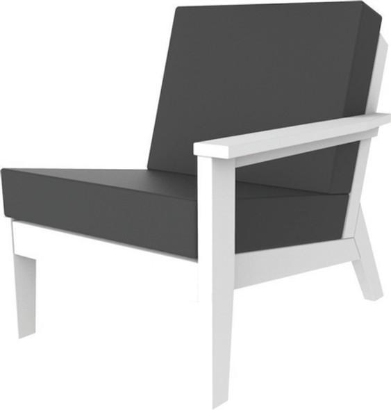 DEX Modular Lounge Chair Left (LAS) By Seaside Casual
