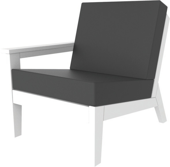 DEX Modular Lounge Chair Right (RAS) By Seaside Casual