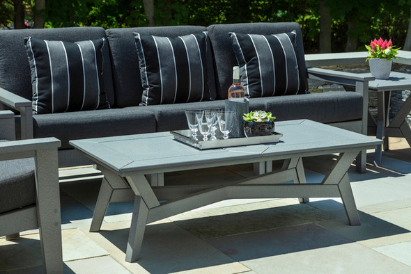DEX Coffee Table By Seaside Casual