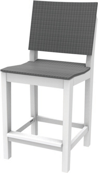 MAD Balcony Side Chair Woven By Seaside Casual