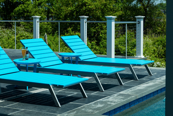 MAD Chaise By Seaside Casual