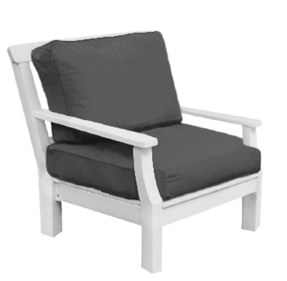 Nantucket Lounge Chair By Seaside Casual