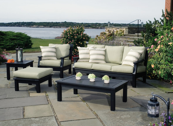 Nantucket Sofa By Seaside Casual