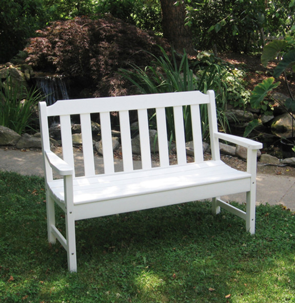 Newport 4' Bench By Seaside Casual