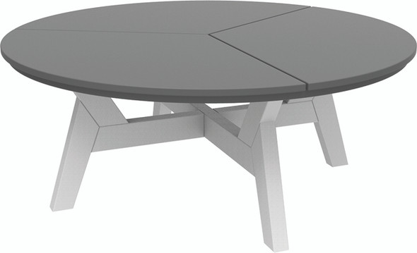 DEX Round Chat Table By Seaside Casual