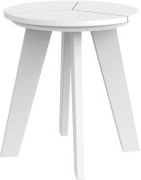 DEX Round Side Table By Seaside Casual