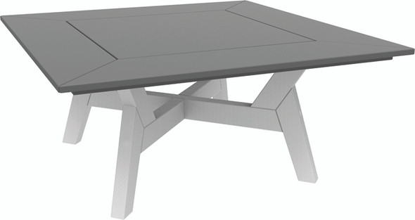 DEX Square Chat Table By Seaside Casual