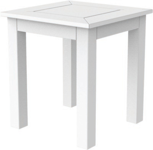 DEX Square Side Table By Seaside Casual