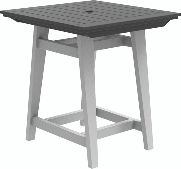 """MAD Balcony Table 33"""" x 33"""" by Seaside Casual"""