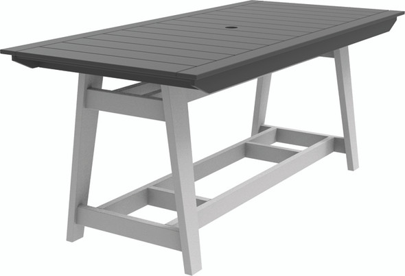 "MAD Balcony Table 40"" x 85"" by Seaside Casual"