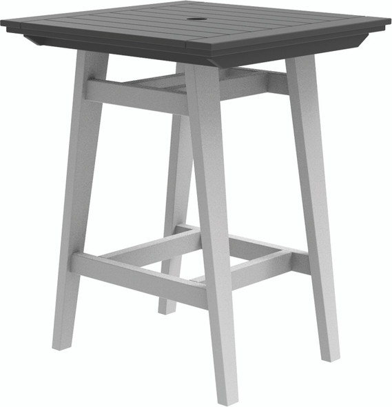 "MAD Bar Table 33"" x 33"" by Seaside Casual"