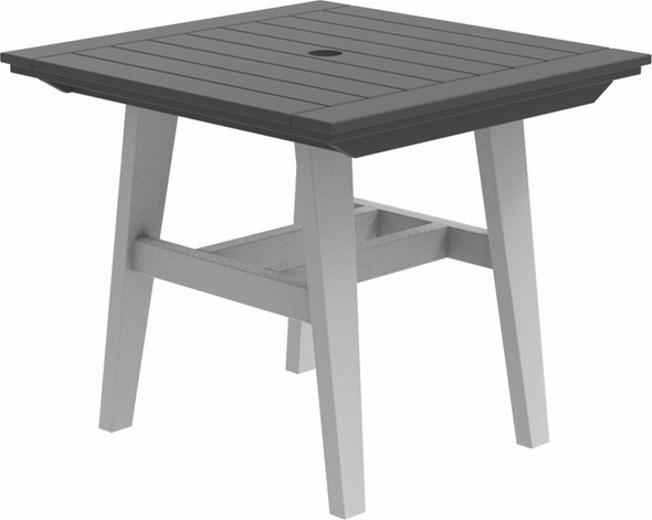 "MAD Dining Table 33"" x 33"" by Seaside Casual"