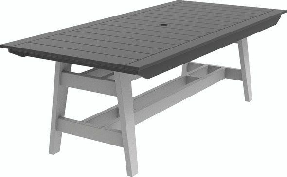 "MAD Dining Table 40"" x 85"" by Seaside Casual"