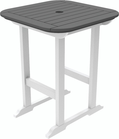 "Portsmouth Balcony Table 30"" x 30"" By Seaside Casual"