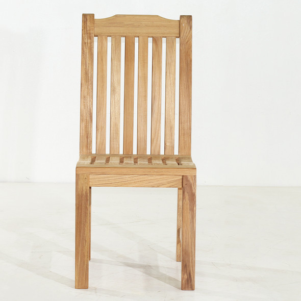 Deluxe Dining Side Chair by Classic Teak