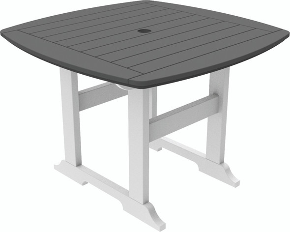 "Portsmouth Dining Table 42"" x 42"" By Seaside Casual"