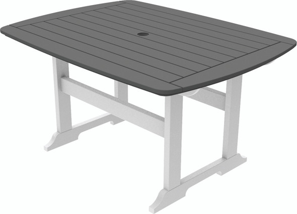 "Portsmouth Dining Table 42"" x 56""By Seaside Casual"