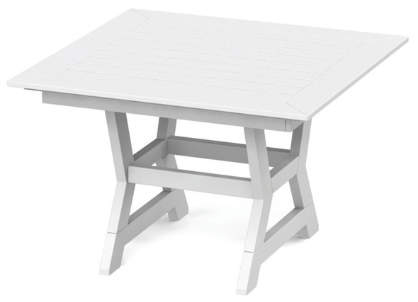 "SYM Dining Table 44"" x 44"" By Seaside Casual"