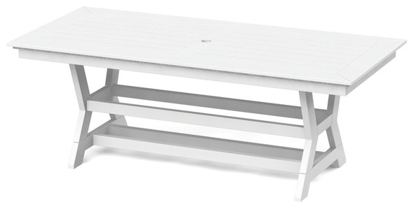 "SYM Dining Table 36"" x 80"" By Seaside Casual"
