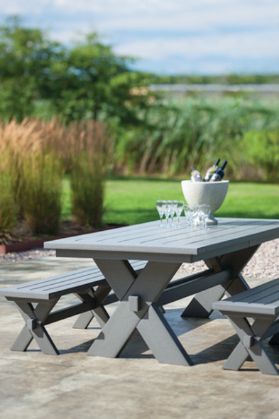 Sonoma Gathering Table By Seaside Casual