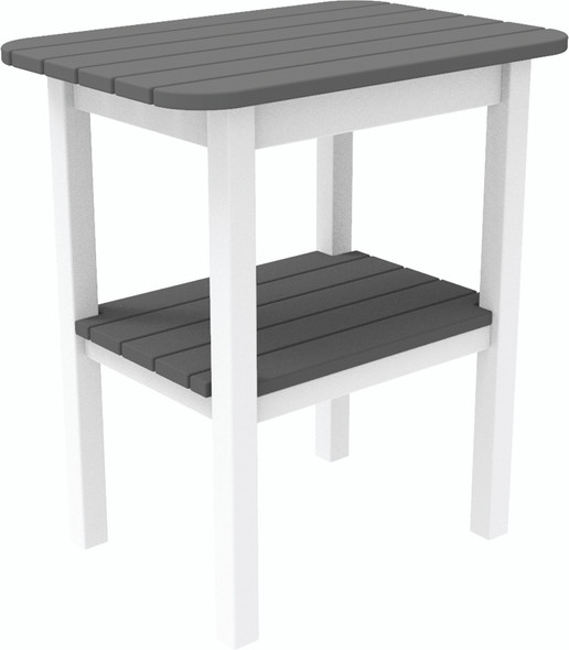 Westerly Balcony End Table By Seaside Casual