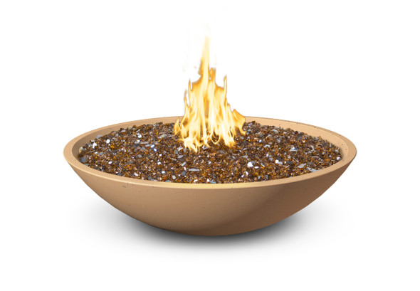 """40"""" Marseille Fire Bowl by American Fyre Design"""