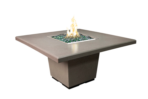 Cosmopolitan Square Din. Firetable by American Fyre Design