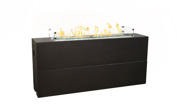 "32"" Milan Linear Firetable by American Fyre Design"
