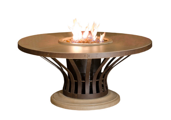 "54"" Fiesta Firetable by American Fyre Design"