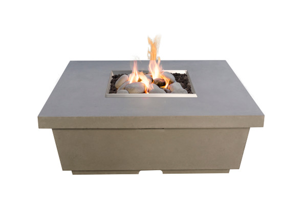 "44"" Contempo Square Firetable by American Fyre Design"