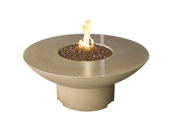 "48"" Lotus Firetable by American Fyre Design"