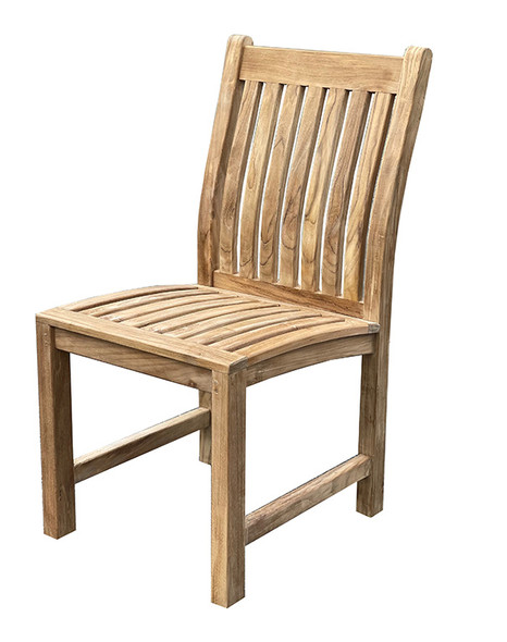 Classic Dining Side Chair by Classic Teak