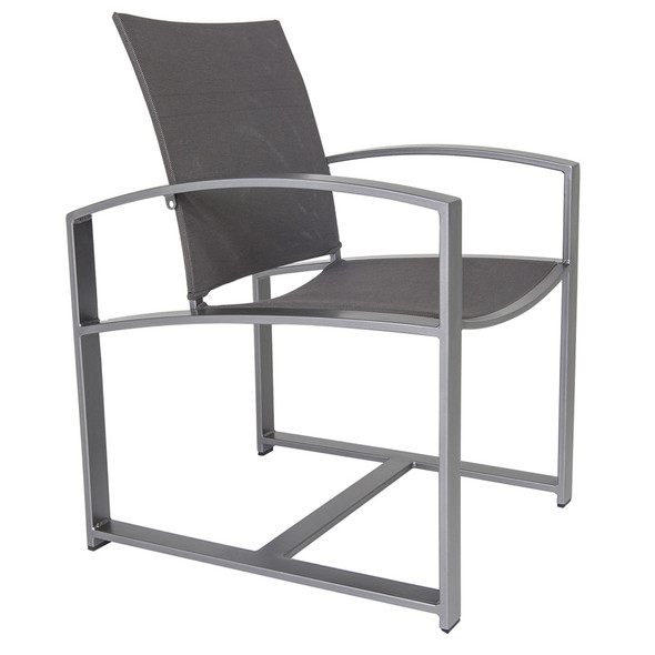Pacifica Sling Dining Arm Chair by OW Lee