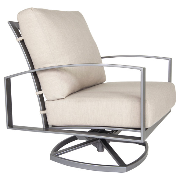 Pacifica Swivel Rocker Lounge Chair by OW Lee