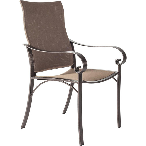 Pasadera Flex Comfort Dining Arm Chair by OW Lee