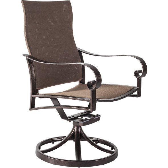 Pasadera Flex Comfort Swivel Rocker Dining Chair by OW Lee