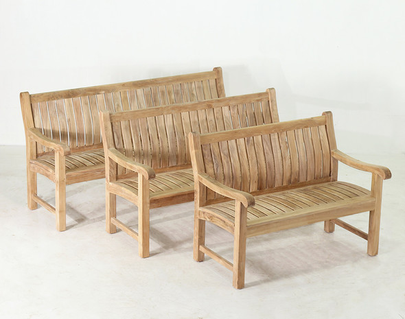Classic Bench 4' by Classic Teak